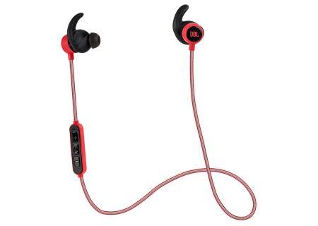 JBL - JBLMINIREFLECTBTRED - Earbuds & In-Ear Headphones