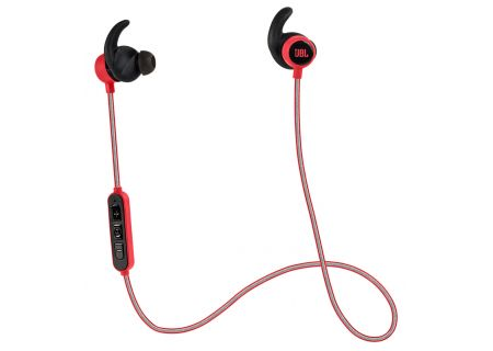 JBL - JBLMINIREFLECTBTRED - Earbuds & In-Ear Headphones