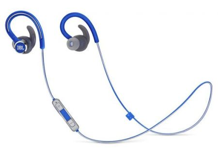 JBL - JBLREFCONTOUR2BLU - Wireless Headphones