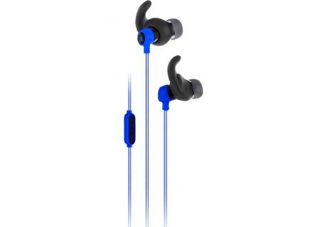 JBL - JBLREFMINIBLU - Earbuds & In-Ear Headphones