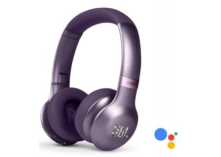 JBL Everest 310GA Purple Wireless On-Ear Headphones - JBLV310GABTPUR