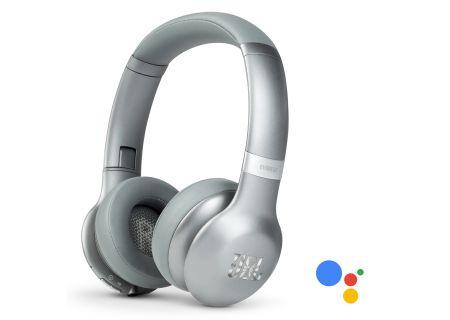 JBL Everest 310GA Silver Wireless On-Ear Headphones - JBLV310GABTSIL