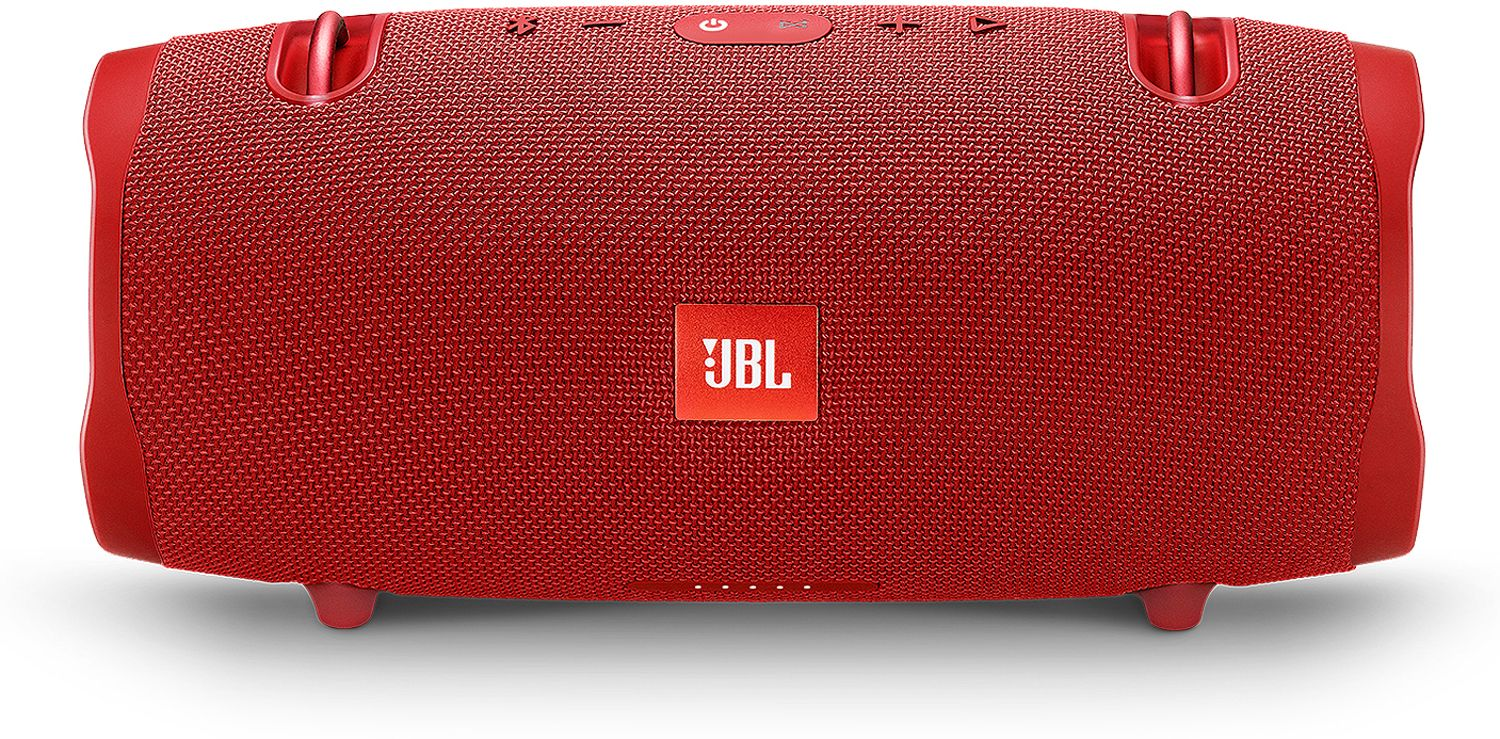 JBL Xtreme 2 Red Portable Bluetooth Speaker