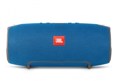 JBL Xtreme Blue Splashproof Portable Bluetooth Speaker - JBLXTREMEBLUUS - JBLXTREMEBLUUS