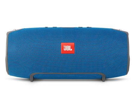 JBL Xtreme Blue Splashproof Portable Bluetooth Speaker - JBLXTREMEBLUUS