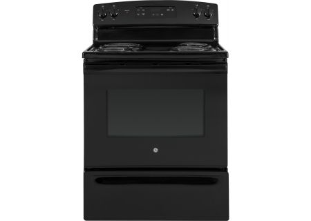 GE Black Freestanding Electric Range - JBS30DKBB