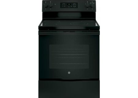 "GE 30"" Black Freestanding Electric Range - JBS60DKBB"