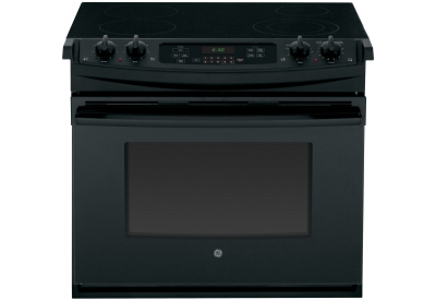 GE - JD630DFBB - Slide-In Electric Ranges