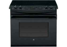 GE - JD750DFBB - Slide-In Electric Ranges