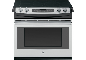 GE - JD750SFSS - Slide-In Electric Ranges