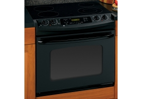 GE - JDP42DTBB - Slide-In Electric Ranges