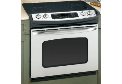 GE - JDP42STSS - Slide-In Electric Ranges