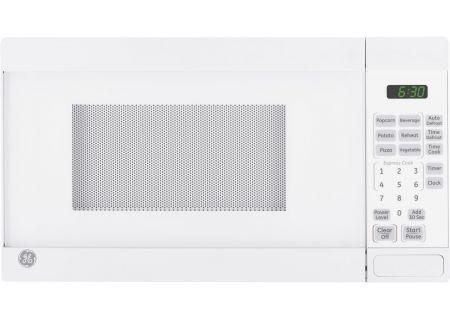 GE - JE740DRWW - Countertop Microwaves