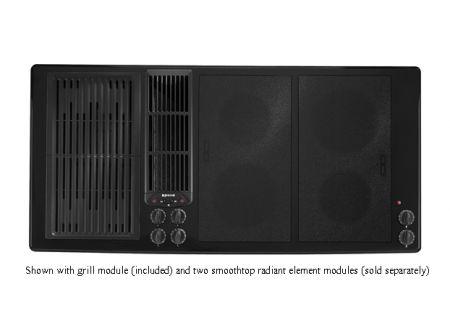 Jenn-Air - JED8345ADB - Electric Cooktops