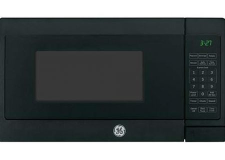 GE Black Countertop Microwave Oven - JEM3072DHBB