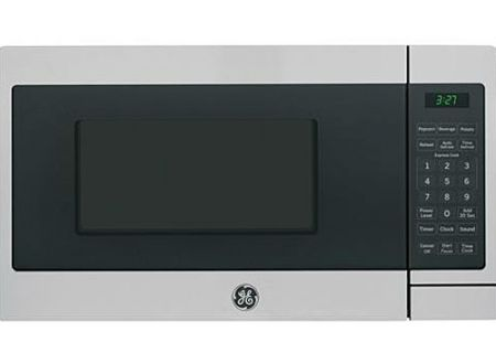 GE Stainless Countertop Microwave Oven JEMSHSS Abt - Abt microwaves