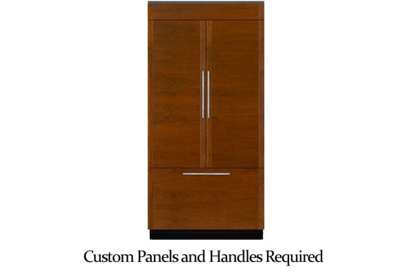 """Jenn-Air 42"""" Panel Ready Built-In French Door Refrigerator - JF42NXFXDE"""