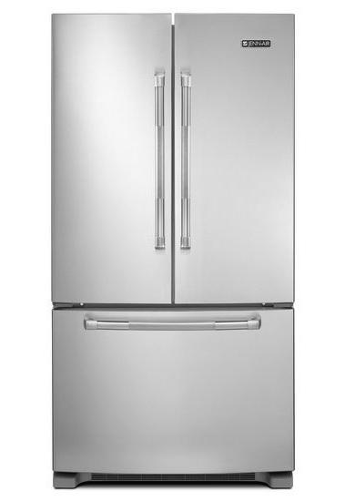 Jenn Air Counter Depth Refrigerator French Door: Jenn-Air French Door Bottom Freezer Refrigerator-JFC2089B