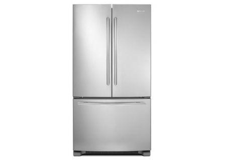 Jenn-Air Counter-Depth Stainless Steel French Door Refrigerator  - JFC2089BEM