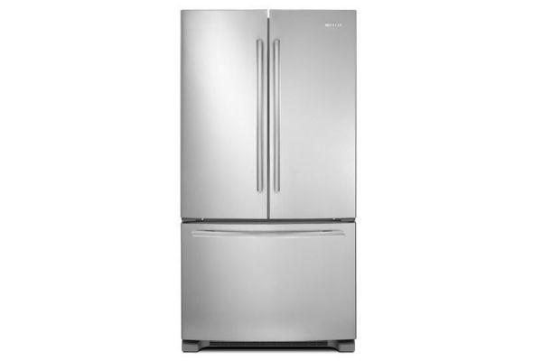 JennAir Counter-Depth Stainless Steel French Door Refrigerator - JFC2089BEM