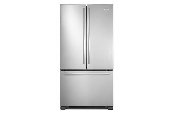 Jenn-Air Counter Depth Stainless Steel French Door Bottom Freezer Refrigerator - JFC2290REM