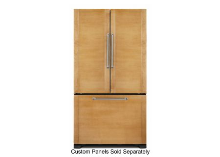 "Jenn-Air 72"" Panel Ready Counter Depth French Door Refrigerator - JFC2290RTB"