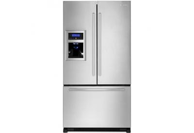 Jenn Air Cabinet Depth Freezer Refrigerator Jfi2089wes