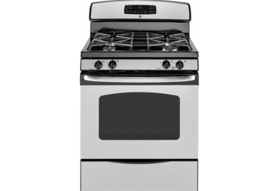 Ge 30 Quot Free Standing Stainless Steel Gas Range