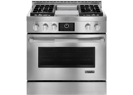 Jenn-Air - JGRP536WP - Gas Ranges