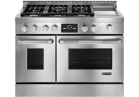 Jenn-Air - JGRP548WP - Free Standing Gas Ranges & Stoves