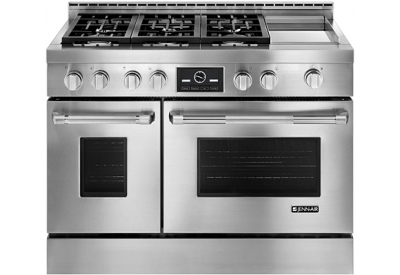 Jenn-Air - JGRP548WP - Gas Ranges