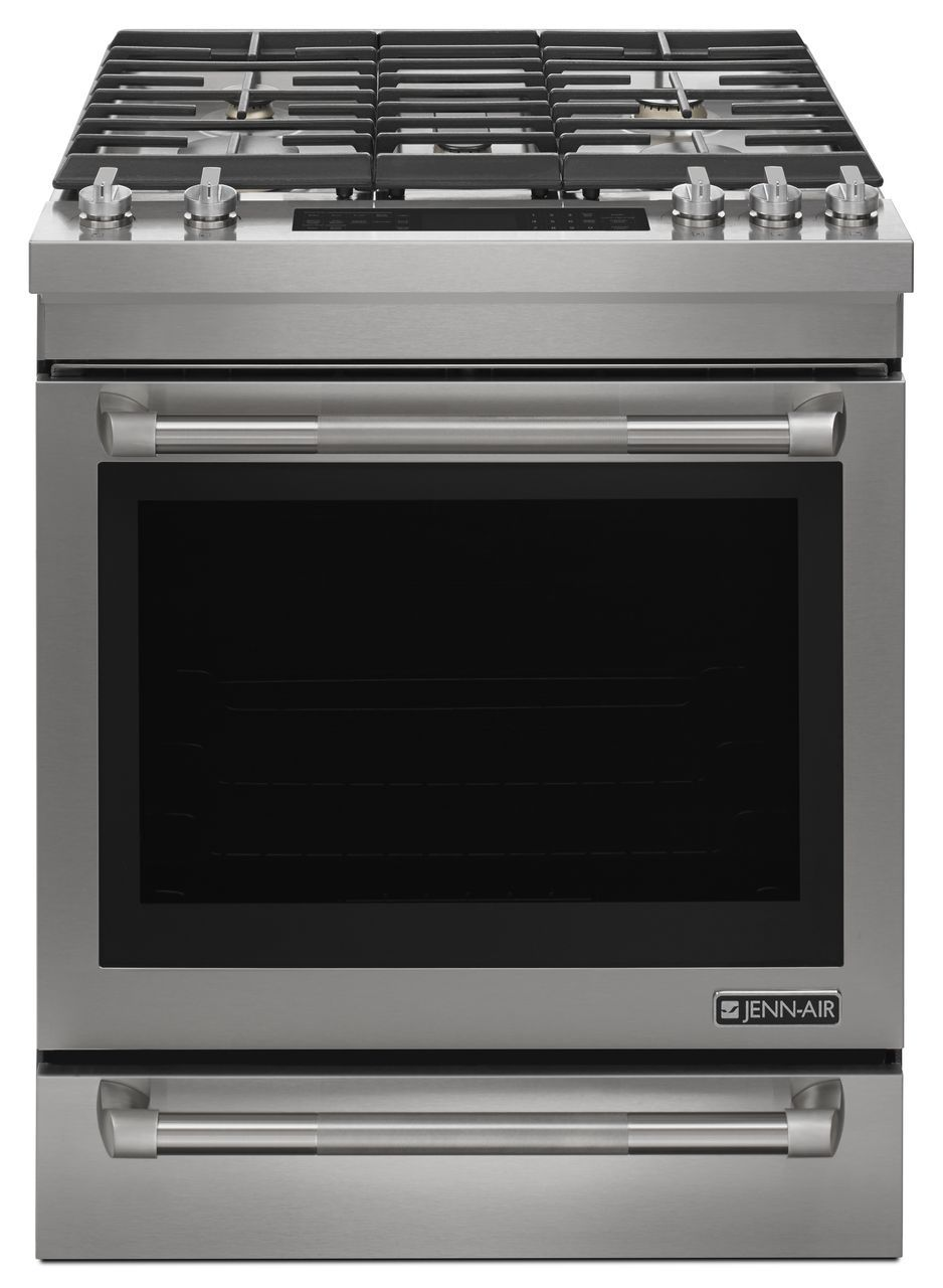jenn air pro style stainless gas range jgs1450fp. Black Bedroom Furniture Sets. Home Design Ideas