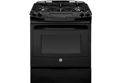 GE - JGS650DEFBB - Slide-In Gas Ranges