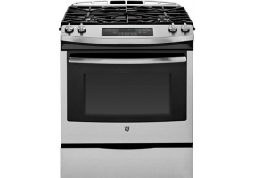 GE - JGS650SEFSS - Slide-In Gas Ranges