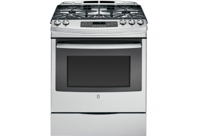 GE - JGS750SEFSS - Slide-In Gas Ranges