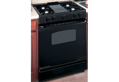 GE - JGSS05DEMBB - Slide-In Gas Ranges