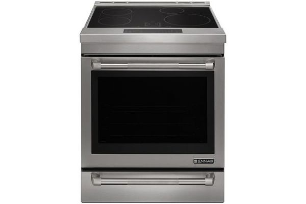 "Jenn-Air 30"" Pro Style Stainless Steel Induction Range - JIS1450DP"