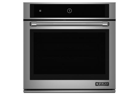 """Jenn-Air 30"""" Pro-Style Stainless Steel Single Electric Wall Oven - JJW2430DP"""