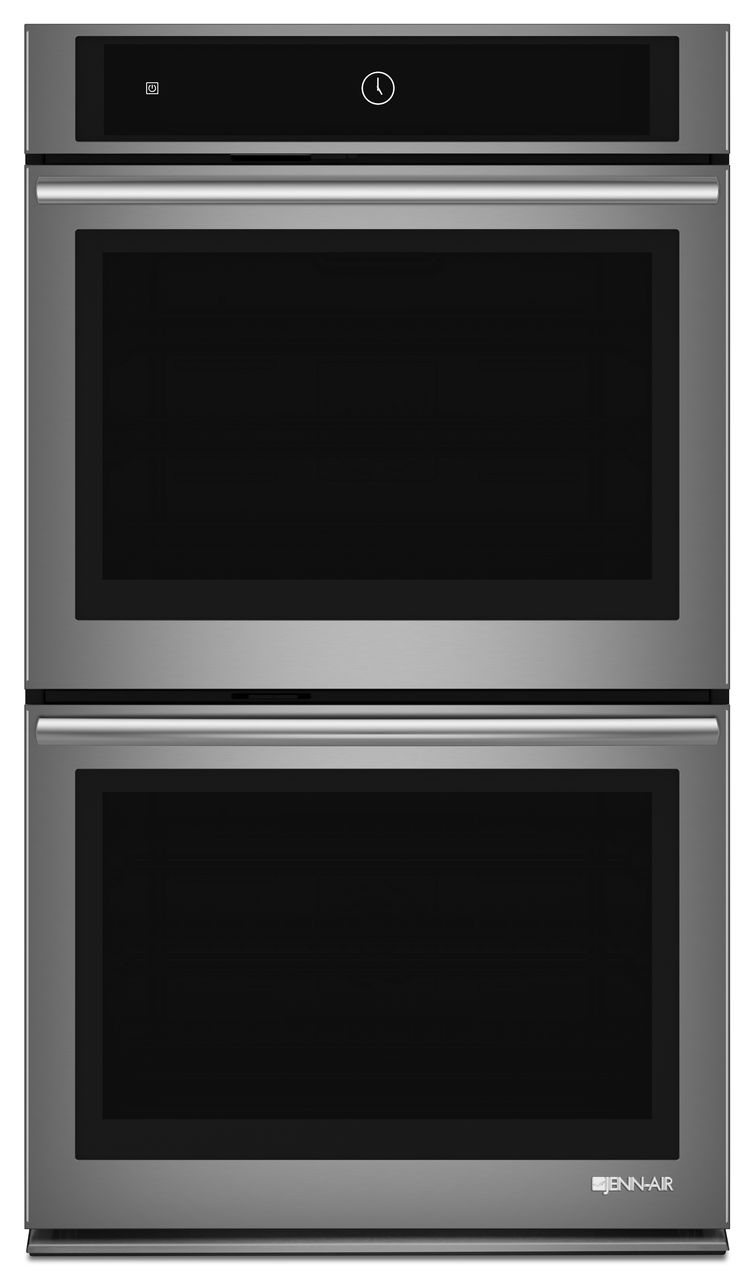 Jenn Air 30 Quot Stainless Double Wall Oven Jjw2830ds