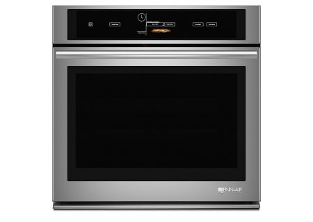"""Jenn-Air 30"""" Stainless Steel Single Electric Wall Oven - JJW3430DS"""