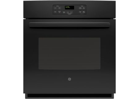 GE Black Built-In Single Electric Wall Oven - JK1000DFBB