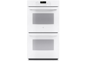 GE - JK5500DFWW - Built-In Double Electric Ovens