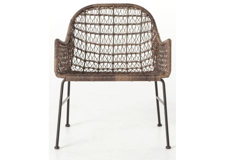 Four Hands Grass Roots Collection Bandera Outdoor Woven Club Chair - JLAN-138