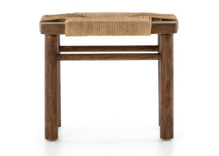 Four Hands Grass Roots Collection Shona Stool  - JLAN-166