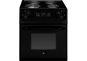 GE - JM250DFBB - Slide-In Electric Ranges