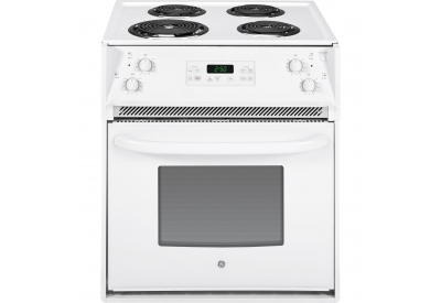 GE - JM250DFWW - Slide-In Electric Ranges