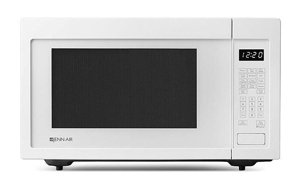 Jenn Air White Countertop Microwave Oven Jmc1116aw