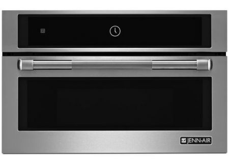 "Jenn-Air 30"" Pro-Style Stainless Steel Built-In Microwave Oven - JMC2430DP"