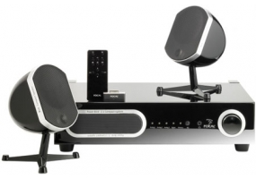Focal - JMLLIBI2.1BL - Home Theater Systems
