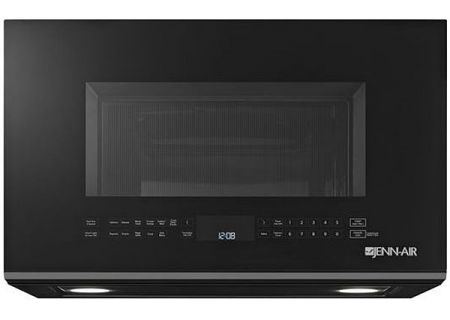 "Jenn-Air 30"" Black Over-The-Range Microwave Oven - JMV8208CB"
